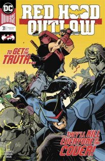 RED HOOD OUTLAW #31