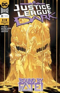 JUSTICE LEAGUE DARK #8【遅延入荷】