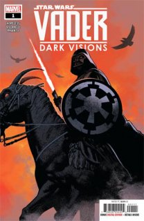 STAR WARS VADER DARK VISIONS #1 (OF 5)