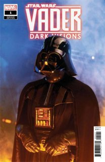 STAR WARS VADER DARK VISIONS #1 (OF 5) MOVIE VAR