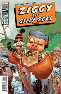 ZIGGY PIG SILLY SEAL COMICS #1