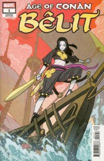 AGE OF CONAN BELIT #1 (OF 5) AFU CHAN VAR
