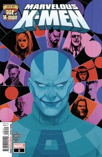 AGE OF X-MAN MARVELOUS X-MEN #2 (OF 5)