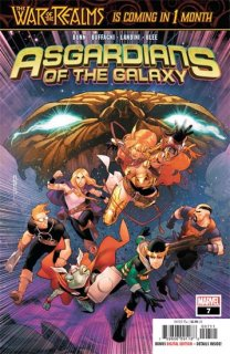 ASGARDIANS OF THE GALAXY #7 WR