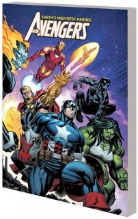 AVENGERS BY JASON AARON TP VOL 02 WORLD TOUR【遅延入荷】