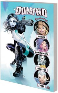 DOMINO TP VOL 02 SOLDIER OF FORTUNE
