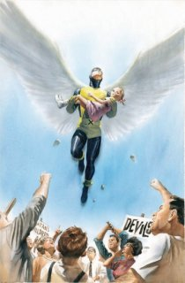 MARVELS ANNOTATED #2 (OF 4) ALEX ROSS VIRGIN VAR