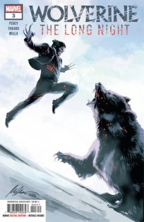 WOLVERINE LONG NIGHT ADAPTATION #3 (OF 5)