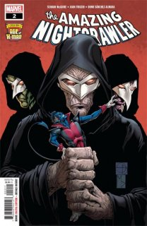 AGE OF X-MAN AMAZING NIGHTCRAWLER #2 (OF 5)