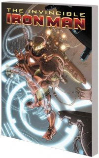 IRON MAN BY FRACTION & LARROCA COMPLETE COLLECTION TP VOL 01