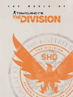 WORLD OF TOM CLANCY DIVISION HC
