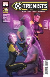 AGE OF X-MAN X-TREMISTS #2 (OF 5)