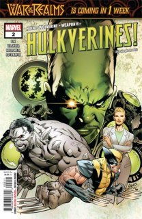 HULKVERINES #2 (OF 3)