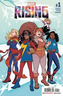 MARVEL RISING #1 (OF 5)