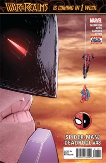 SPIDER-MAN DEADPOOL #48