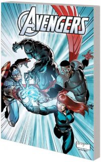 AVENGERS ASSEMBLE GN TP LIVING LEGENDS