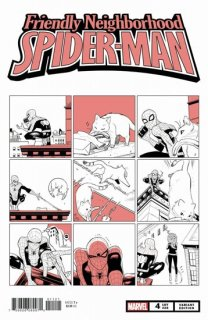 FRIENDLY NEIGHBORHOOD SPIDER-MAN #4 FUJI CAT VAR【再入荷】