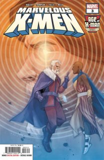 AGE OF X-MAN MARVELOUS X-MEN #3 (OF 5)
