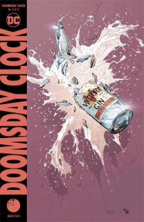 DOOMSDAY CLOCK #3 (OF 12)【再入荷】
