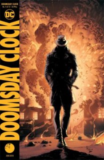 DOOMSDAY CLOCK #4 (OF 12) VAR ED【再入荷】