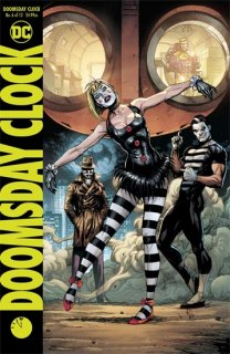 DOOMSDAY CLOCK #6 (OF 12) VAR ED【再入荷】