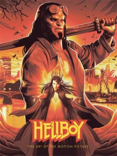 HELLBOY HC ART OF MOTION PICTURE
