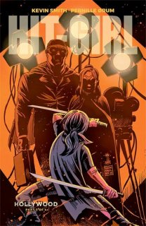 HIT-GIRL SEASON TWO #3 CVR A FRANCAVILLA