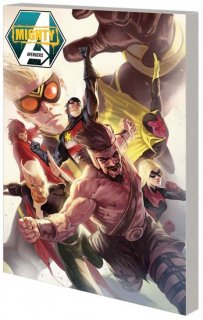 MIGHTY AVENGERS BY SLOTT TP COMPLETE COLLECTION