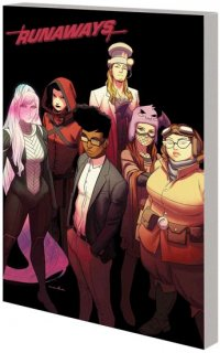 RUNAWAYS BY ROWELL AND ANKA TP VOL 03 THAT WAS YESTERDAY