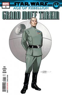 STAR WARS AOR GRAND MOFF TARKIN #1