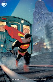 SUPERMAN #10 VAR ED