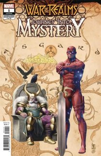 WAR OF REALMS JOURNEY INTO MYSTERY #1 (OF 5) CAMUNCOLI VAR