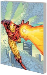 IRON MAN HEROES RETURN COMPLETE COLLECTION TP VOL 01