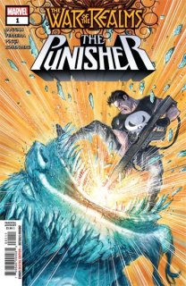 WAR OF REALMS PUNISHER #1 (OF 3) WR