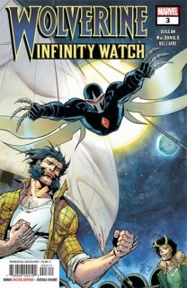 WOLVERINE INFINITY WATCH #3 (OF 5)