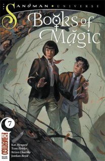 BOOKS OF MAGIC #7