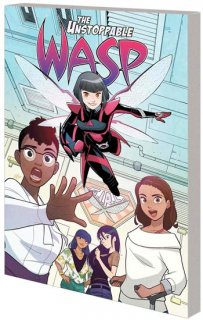 UNSTOPPABLE WASP TP UNLIMITED FIX EVERYTHING