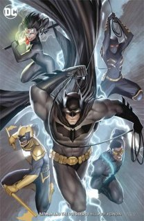 BATMAN AND THE OUTSIDERS #1 VAR ED