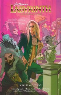 JIM HENSON LABYRINTH CORONATION HC VOL 02