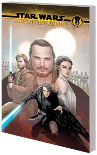 STAR WARS AGE OF REPUBLIC TP HEROES