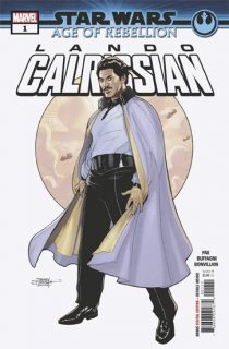 STAR WARS AOR LANDO CALRISSIAN #1