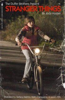 STRANGER THINGS #1 CVR D SATTERFIELD PHOTO VAR【再入荷】