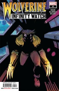 WOLVERINE INFINITY WATCH #4 (OF 5)