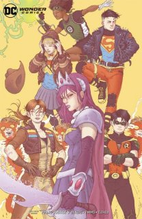 YOUNG JUSTICE #6 VAR ED