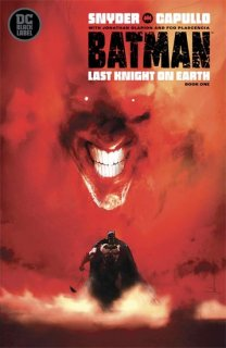 BATMAN LAST KNIGHT ON EARTH #1 (OF 3) VAR ED【再入荷】