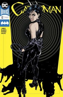 CATWOMAN #12