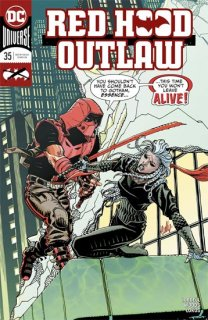 RED HOOD OUTLAW #35