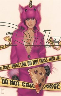 RIDE BURNING DESIRE #1 (OF 5) CVR A HUGHES