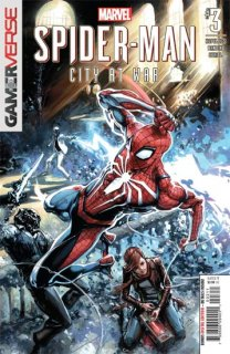 SPIDER-MAN CITY AT WAR #3 (OF 6)【再入荷】