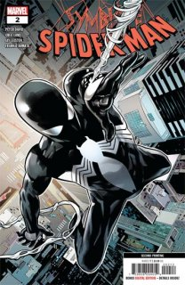 SYMBIOTE SPIDER-MAN #2 (OF 5) 2ND PTG VAR